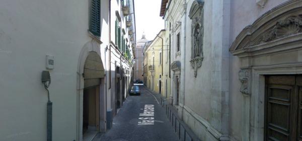 Via S. Marciano L'Aquila
