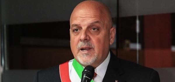 il sindaco di Teramo, Maurizio Brucchi