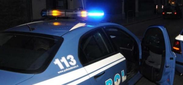 volante polizia - foto di repertorio