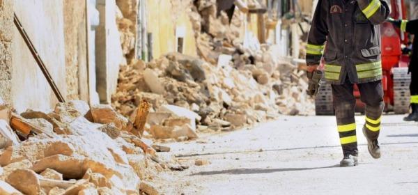 terremoto - foto di repertorio