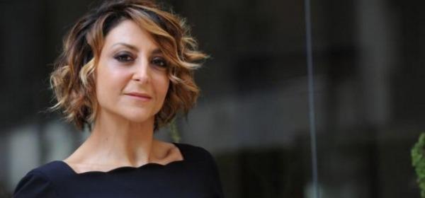 Paola Minaccioni - foto da twitter