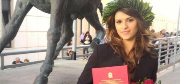 Maria Rita Lo Giudice - foto da facebook