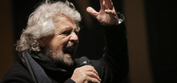 Beppe Grillo - foto da fb