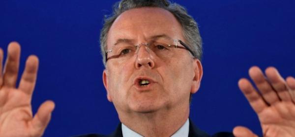 Il ministro della Coesione territoriale, Richard Ferrand