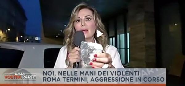 L'aggressione a Daniela Santanchè