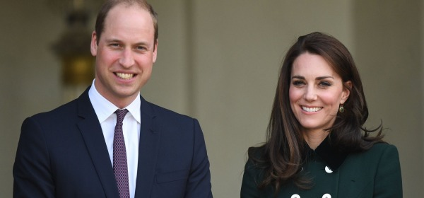 Il principe William e la moglie Kate