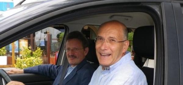 Luciano Lapenna e Giuseppe Forte