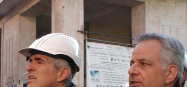 Giampaolo Arduini e Pierferdinando Casini