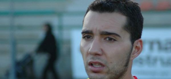 Andrea Bucchi, oggi in gol per la Santegidiese