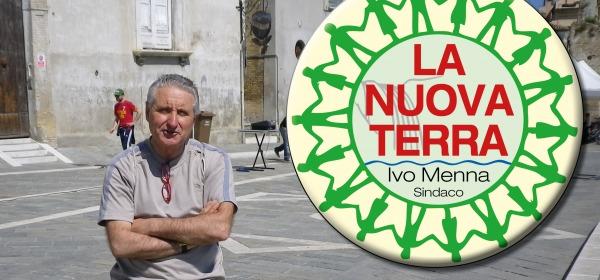 Ivo Menna, canidato sindaco Vasto