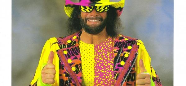 """""""Macho Man"""" Randy Savage, wrestler"""