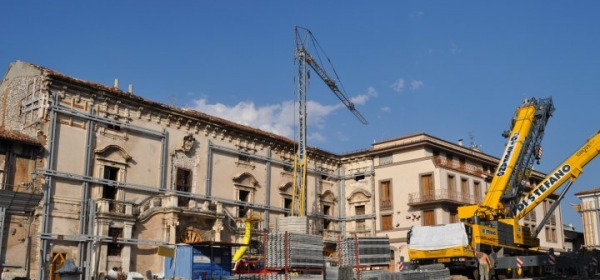 Piazza Santa Maria Paganica