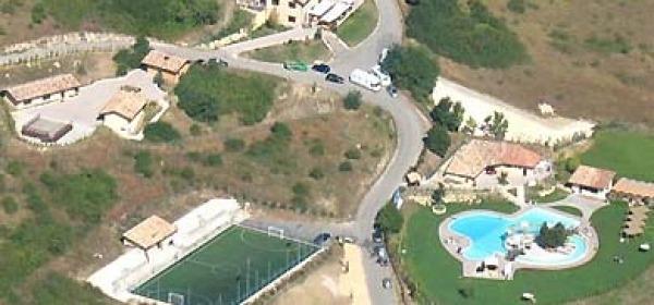 Il villaggio turistico di Tagliacozzo sequestrato