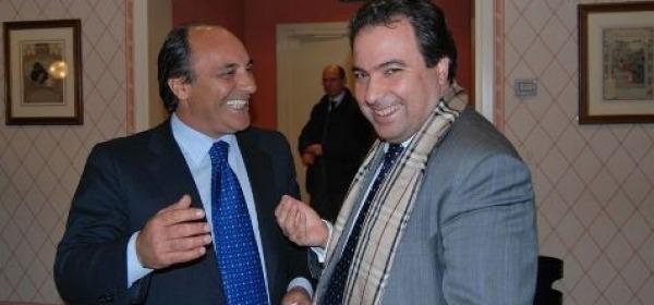 I senatori Piccone e Di Stefano