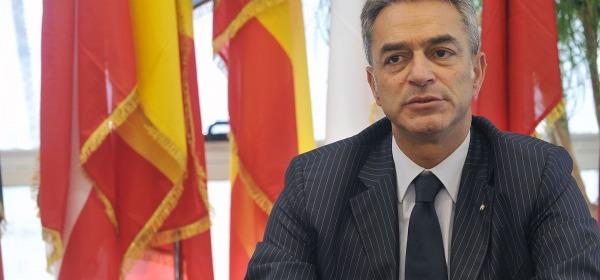 Nazario Pagano, presidente consiglio regionale dell'Abruzzo
