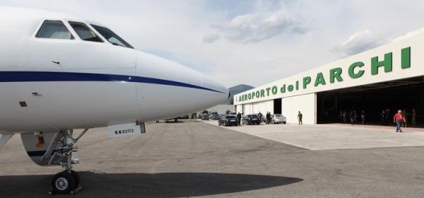 aeroporto dei Parchi d'Abruzzo