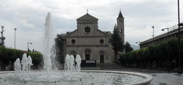 Piazza Risorgimento Avezzano