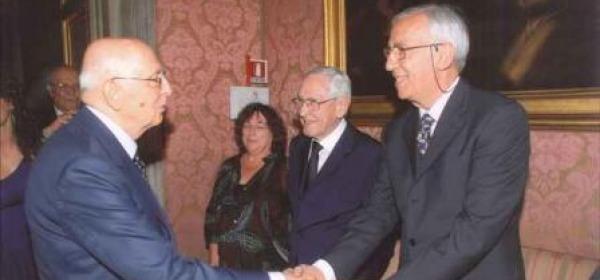 Giorgio Napolitano, Umberto Villante