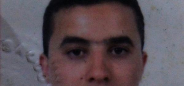 La vittima Lem Saadi Abdelhadl
