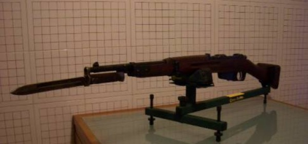 Esempio di baionetta