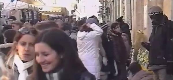 Scorcio del corso cittadino nel 2003