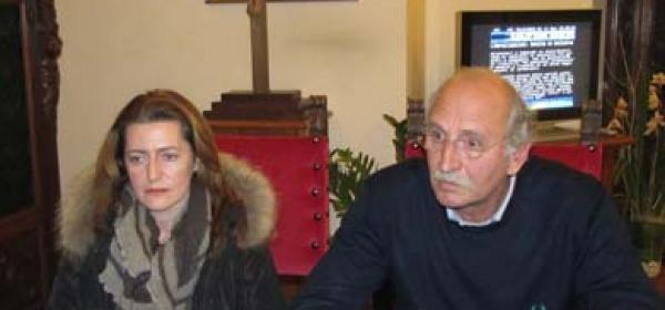 Mariagrazia Palusci, Gianni Santilli