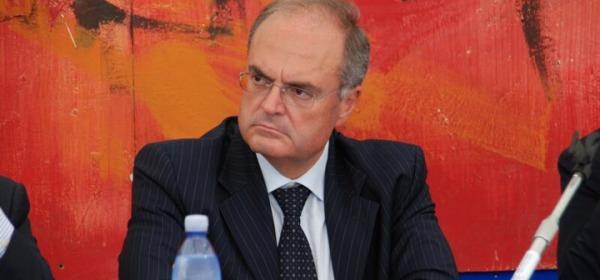 Alfredo Castiglione, vice presidente della Regione