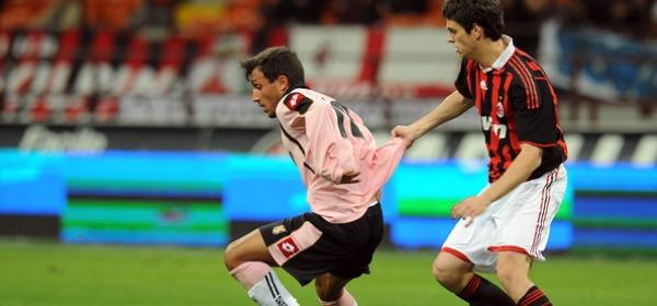 Jordan Pedrocchi, ai tempi della primavera del Milan