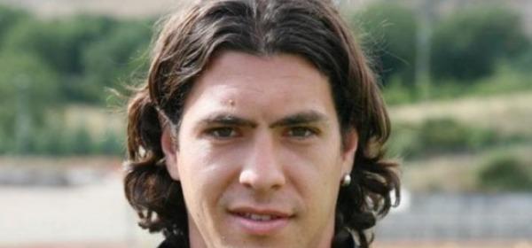 L'attaccante del Teramo, Gerardo Masini