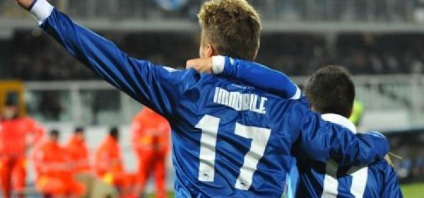 Ciro Immobile, 15 gol per lui in campionato