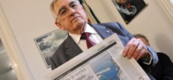 Antonio Nobile, presidente del sindacato Capitano di Lungo Corso