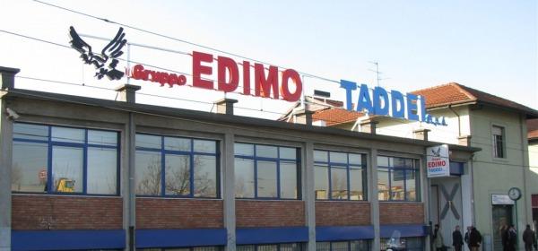 La sede Edimo di Milano