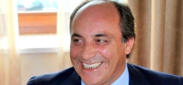 Il sindaco di Celano Filippo Piccone