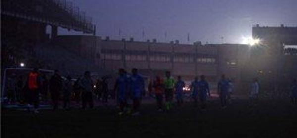 Il black out di Padova
