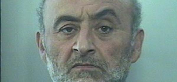 L'arrestato Gabriele Frezza