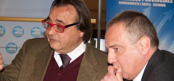 Giuliante e Ricciuti al congresso provinciale del Pdl