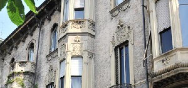 La sede della Borini e Prono alla Crocetta di Torino