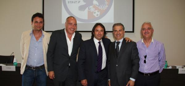 Paolini, Mancini, Chiodi, Gizzi, Bergamotto