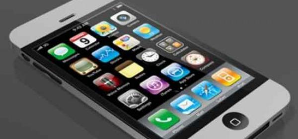 rendering di iPhone 5 Apple