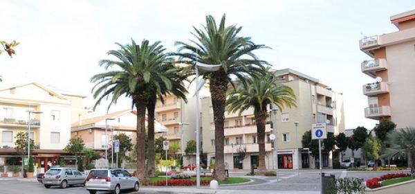 Piazza Diaz, Montesilvano