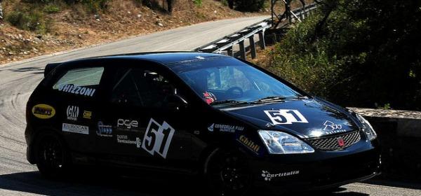 L'Honda Civic di Serafino Ghizzoni
