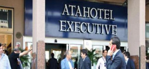 L'Ata Hotel Executive di Milano, sede del Calciomercato