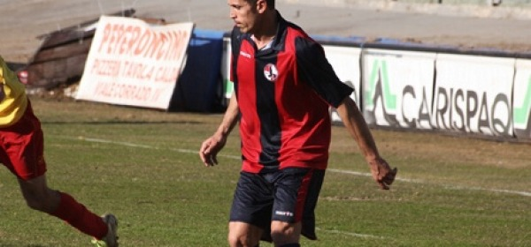 Roberto Colussi, all' Arechi man of the match