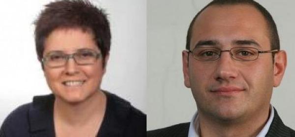 Emanuela Iorio ed Emanuele Imprudente