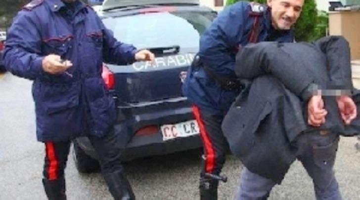 L'arresto di Marco Del Vecchio