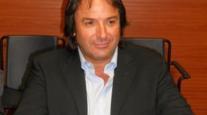 Il presidente Corrado Chiodi