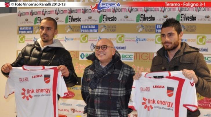 Foto Vincenzo Ranalli - Teramo Calcio