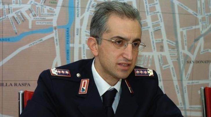 Ernesto Grippo, ex comandante Polizia Municipale Pescara