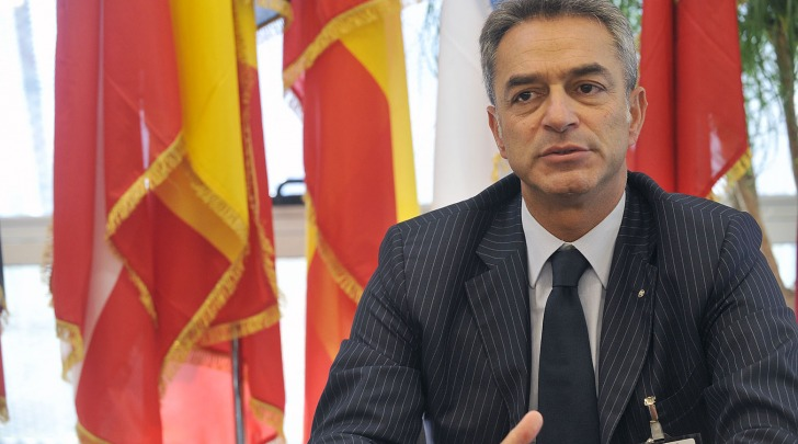 Nazario Pagano, Presidente del Consiglio regionale