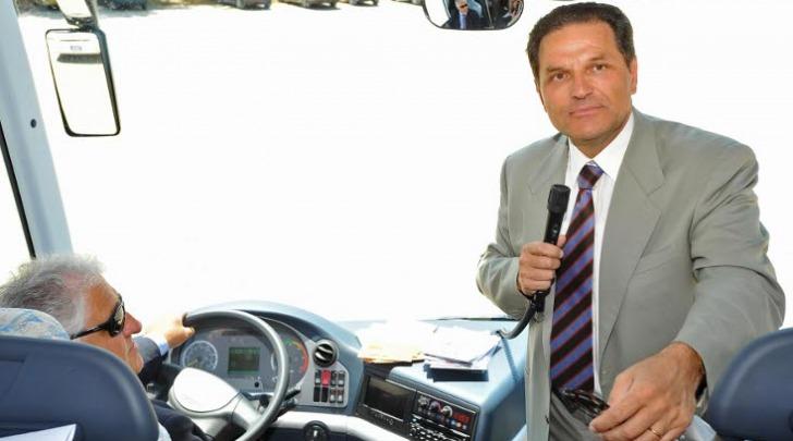 Agostino Ballone, presidente e AD gruppo Baltour
